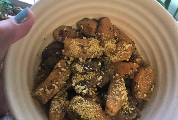 Quarantine Cooks: Sweet Potato Gnocchi